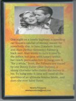 Too Late For Tears (1949) Back Cover DVD