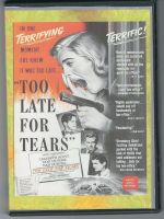 Too Late For Tears (1949) Front Cover DVD