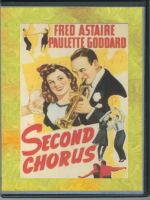 Second Chorus (1940) Front Cover DVD