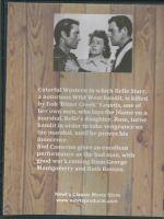 Belle Starr's Daughter (1948) Back Cover DVD