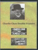 Charlie Chan Double Feature Front Cover DVD
