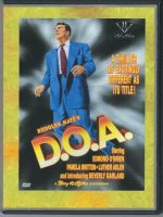 A Matter of D.O.A. (1950) Front Cover DVD
