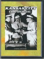 Kansas City Confidential (1952) Front Cover DVD