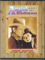 Angel and The Badman (1947) Front Cover DVD