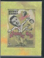 The Atomic Kid (1954) Front Cover DVD