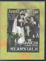 Jack and the Beanstalk (1952) Front Cover DVD