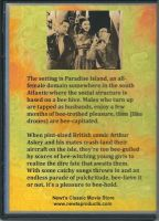 Bees In Paradise (1944) Back Cover DVD