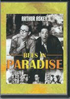 Bees In Paradise (1944) Front Cover DVD