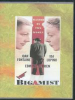The Bigamist (1953) Front Cover DVD