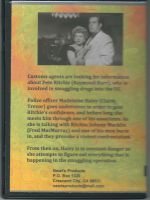 Borderline (1950) Back Cover DVD