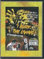 I Bury The Living (1958) Front Cover DVD
