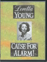 Cause For Alarm (1951) Front Cover DVD