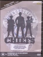 Chiefs (1983) Front Cover DVD