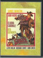 Circus World (1964) Front Cover DVD