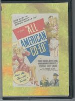 All-American Co-Ed (1941) Front Cover DVD