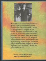 The Crooked Way (1949) Back Cover DVD
