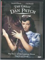 The Great Dan Patch (1949) Front Cover DVD