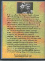 The Dark Tower (1943) Back Cover DVD