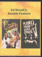 Ed Wood Jr. Double Feature Front Cover DVD