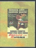 Escape To Burma (1955) Front Cover DVD