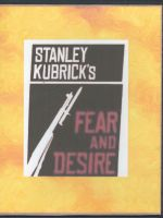 Fear and Desire (1953) Front Cover DVD