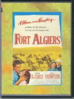 Fort Algiers (1953) Front Cover DVD
