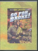 Go For Broke! (1951) Front Cover DVD