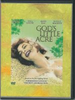 God's Little Acre (1958) Front Cover DVD