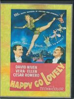 Happy Go Lovely (1951) Front Cover DVD