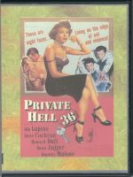 Private Hell 36 (1954) Front Cover DVD