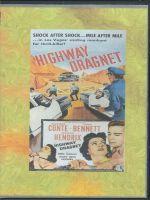 Highway Dragnet (1954) Front Cover DVD