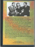 His Girl Friday (1940) Back Cover DVD