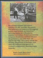Appointment In Honduras (1953) Back Cover DVD