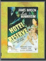 Hotel Reserve (1944) Front Cover DVD