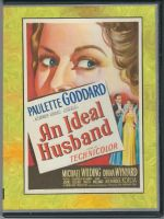 An Ideal Husband (1947) Front Cover DVD