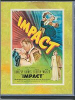 Impact (1949) Front Cover DVD