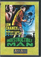 Indestructible Man (1956) Front Cover DVD