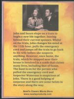 The Interrupted Journey (1949) Back Cover DVD