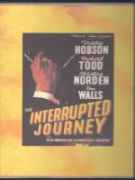 The Interrupted Journey (1949) Front Cover DVD