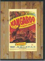 Kangaroo (The Australia Story) (1952) Front Cover DVD