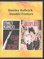 Stanley Kubrick Double Feature Volume One Front Cover DVD