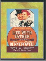Life With Father (1947) Front Cover DVD