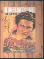 High Lonesome (1950) Front Cover DVD