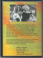 Long Gone (1987) Back Cover DVD