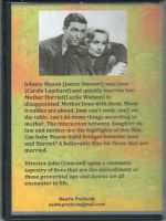 Made For Each Other (1939) Back Cover DVD