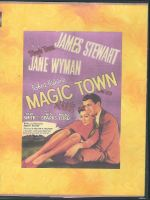 Magic Town (1947) DVD On Demand