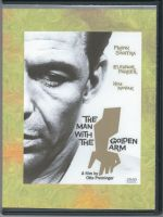 The Man With The Golden Arm (1955) Front Cover DVD