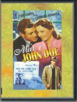 Meet John Doe (1941) Front Cover DVD