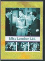 Miss London Ltd. (1943) Front Cover DVD
