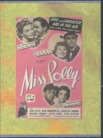 Miss Polly (1941) Front Cover DVD